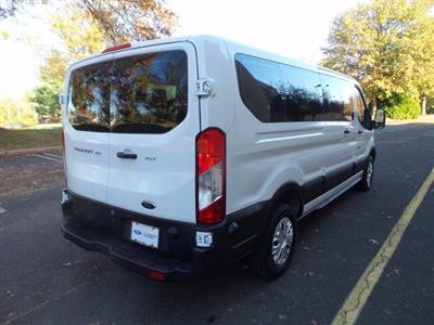 2019 Transit 350 Low Roof 4x2, Passenger Wagon #FL9537P - photo 2
