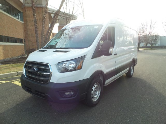 2020 Transit 150 Med Roof RWD, Empty Cargo Van #FLU00260 - photo 4