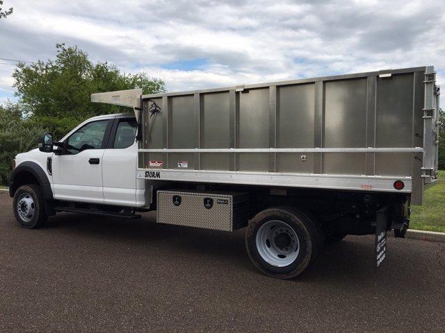 2020 F-450 Super Cab DRW 4x4, TruckCraft Landscape Dump #FLU00268 - photo 4