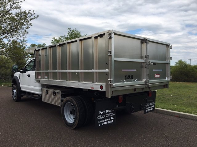 2020 F-450 Super Cab DRW 4x4, TruckCraft Landscape Dump #FLU00268 - photo 2