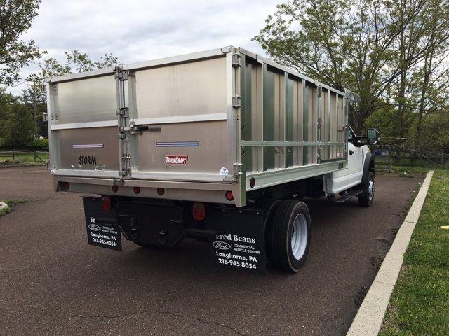 2020 F-450 Super Cab DRW 4x4, TruckCraft Landscape Dump #FLU00268 - photo 5