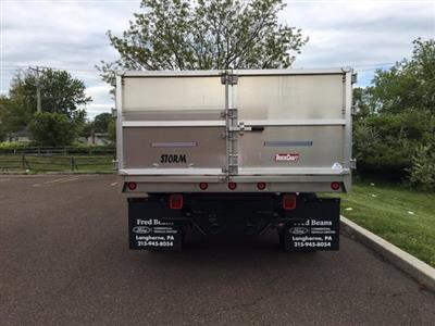 2020 F-450 Super Cab DRW 4x4, TruckCraft Landscape Dump #FLU00268 - photo 3