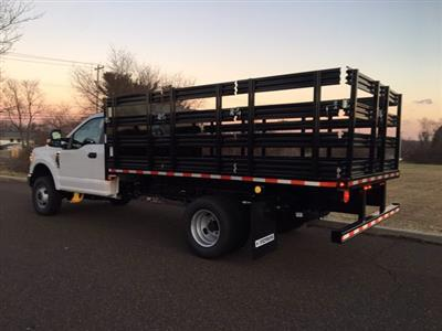 2020 F-350 Regular Cab DRW 4x4, Morgan Stake Bed #FLU00288 - photo 3