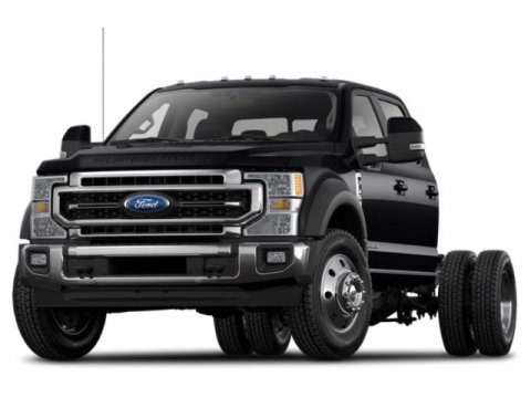 2020 F-450 Crew Cab DRW 4x4, Cab Chassis #FLU00347 - photo 1