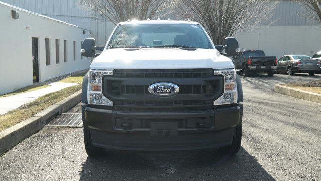 2020 F-450 Crew Cab DRW 4x4, Cab Chassis #FLU00347 - photo 3