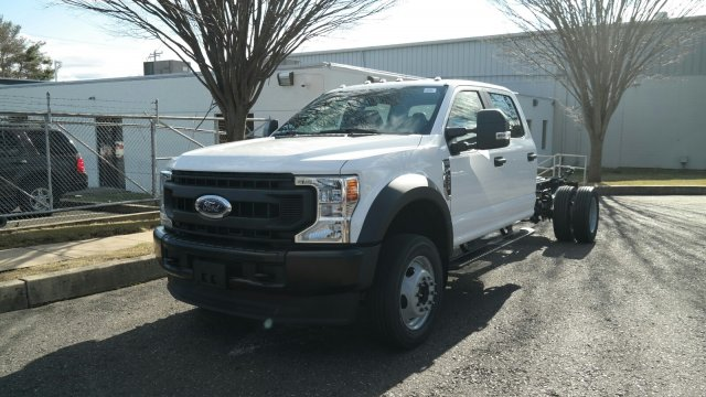 2020 F-450 Crew Cab DRW 4x4, Cab Chassis #FLU00347 - photo 8