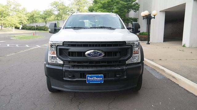 2020 F-450 Crew Cab DRW 4x4, Cab Chassis #FLU00354 - photo 3