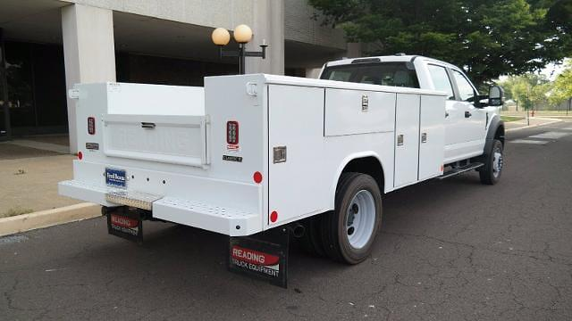 2020 Ford F-450 Crew Cab DRW 4x4, Cab Chassis #FLU00354 - photo 1