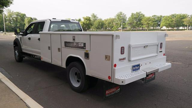 2020 F-450 Crew Cab DRW 4x4, Cab Chassis #FLU00354 - photo 9