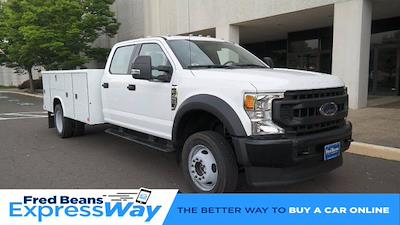 2020 F-450 Crew Cab DRW 4x4, Cab Chassis #FLU00354 - photo 1