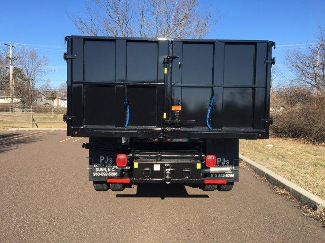 2020 F-550 Regular Cab DRW 4x4, PJ's Landscape Dump #FLU00359 - photo 4