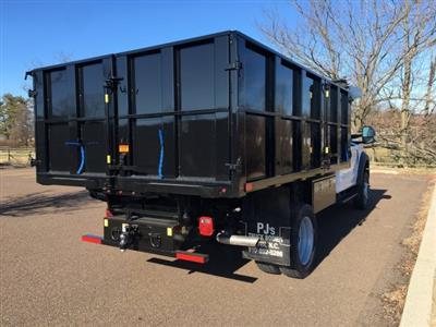 2020 F-550 Regular Cab DRW 4x4, PJ's Landscape Dump #FLU00359 - photo 5