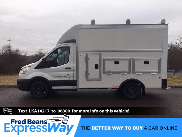 2020 Transit 350 RWD, Rockport Service Utility Van #FLU00377 - photo 1