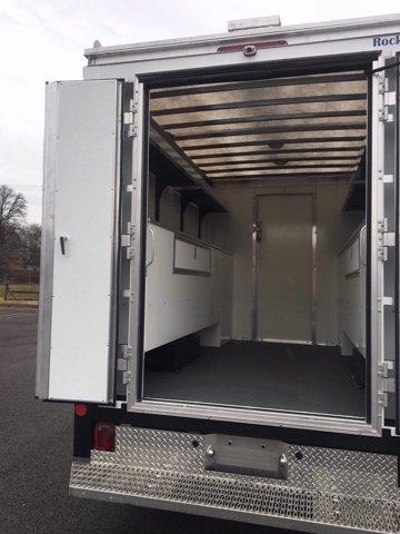 2020 Ford Transit 350 RWD, Rockport Workport Service Utility Van #FLU00377 - photo 5