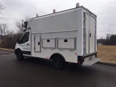 2020 Ford Transit 350 RWD, Rockport Workport Service Utility Van #FLU00377 - photo 2