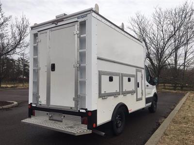 2020 Ford Transit 350 RWD, Rockport Workport Service Utility Van #FLU00377 - photo 8