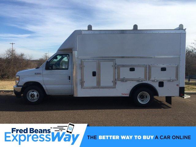 2021 E-350 4x2, Rockport Workport Service Utility Van #FLU00395 - photo 1