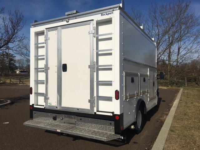 2021 Ford E-350 RWD, Rockport Workport Service Utility Van #FLU00395 - photo 5