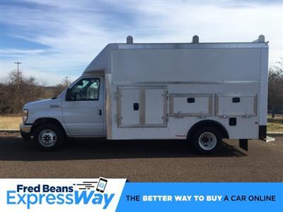 2021 Ford E-350 RWD, Rockport Workport Service Utility Van #FLU00395 - photo 1