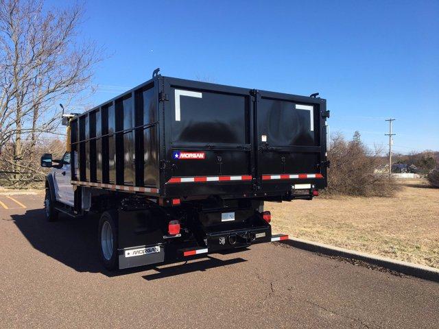 2020 F-550 Crew Cab DRW 4x4, Morgan Landscape Dump #FLU00428 - photo 3