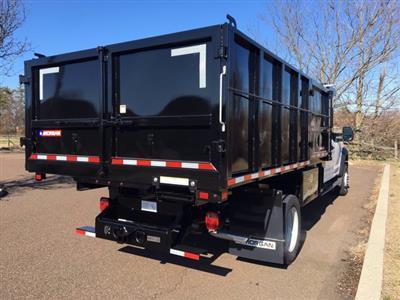 2020 F-550 Crew Cab DRW 4x4, Morgan Landscape Dump #FLU00428 - photo 5