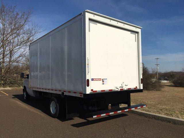 2021 E-450 4x2, Morgan Parcel Aluminum Cutaway Van #FLU00429 - photo 3