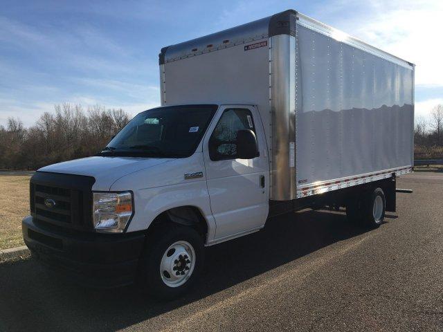 2021 E-450 4x2, Morgan Parcel Aluminum Cutaway Van #FLU00429 - photo 8
