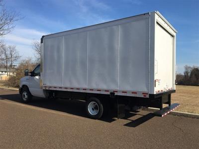 2021 E-450 4x2, Morgan Parcel Aluminum Cutaway Van #FLU00429 - photo 2