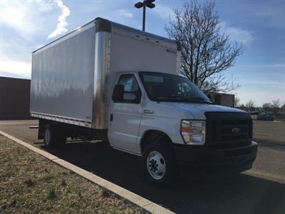 2021 E-450 4x2, Morgan Parcel Aluminum Cutaway Van #FLU00429 - photo 7