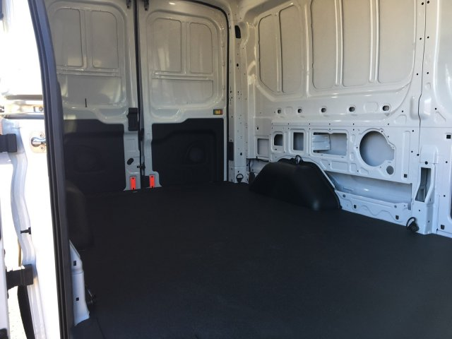 2020 Transit 250 Med Roof RWD, Empty Cargo Van #FLU00432 - photo 2
