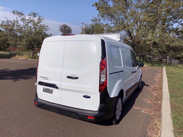 2020 Ford Transit Connect FWD, Empty Cargo Van #FLU00434 - photo 4