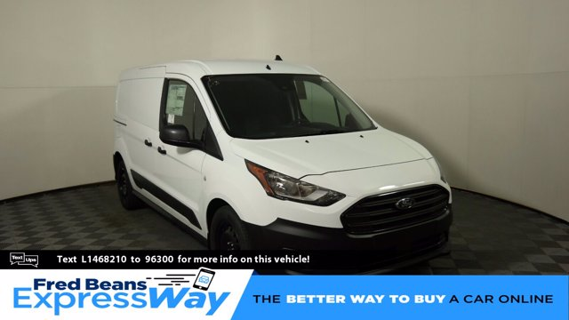 2020 Ford Transit Connect, Empty Cargo Van #FLU00437 - photo 1