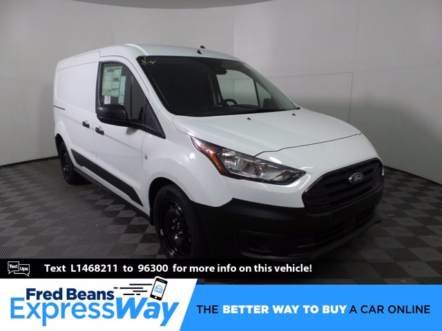 2020 Ford Transit Connect FWD, Empty Cargo Van #FLU00438 - photo 1