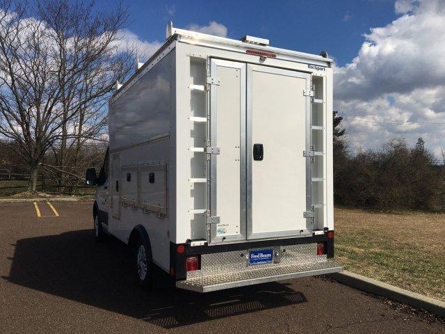 2020 Ford Transit 350 RWD, Rockport Workport Service Utility Van #FLU00450 - photo 3