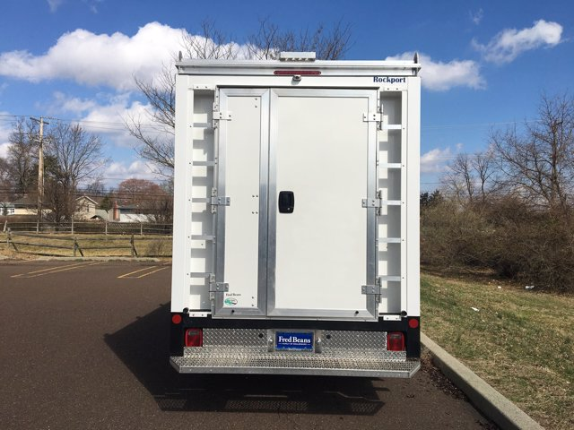 2020 Ford Transit 350 RWD, Rockport Workport Service Utility Van #FLU00450 - photo 4