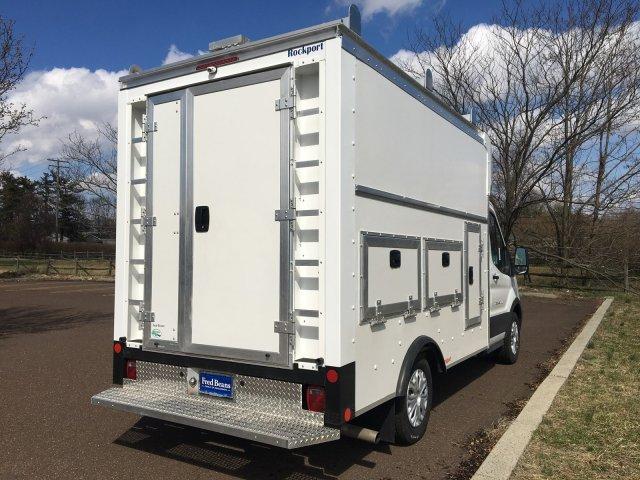 2020 Ford Transit 350 RWD, Rockport Workport Service Utility Van #FLU00450 - photo 5