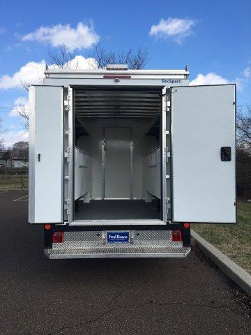 2020 Ford Transit 350 RWD, Rockport Workport Service Utility Van #FLU00450 - photo 9