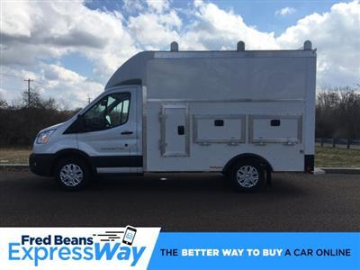 2020 Ford Transit 350 RWD, Rockport Workport Service Utility Van #FLU00450 - photo 1