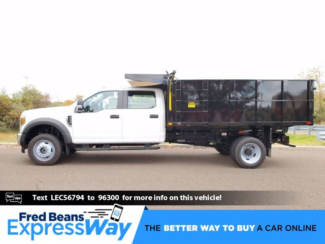 2020 Ford F-450 Crew Cab DRW RWD, PJ's Landscape Dump #FLU00451 - photo 1