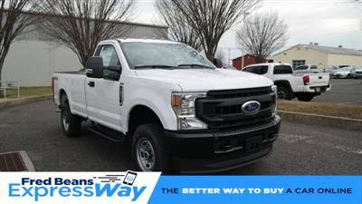2020 F-250 Regular Cab 4x4, Pickup #FLU00452 - photo 1