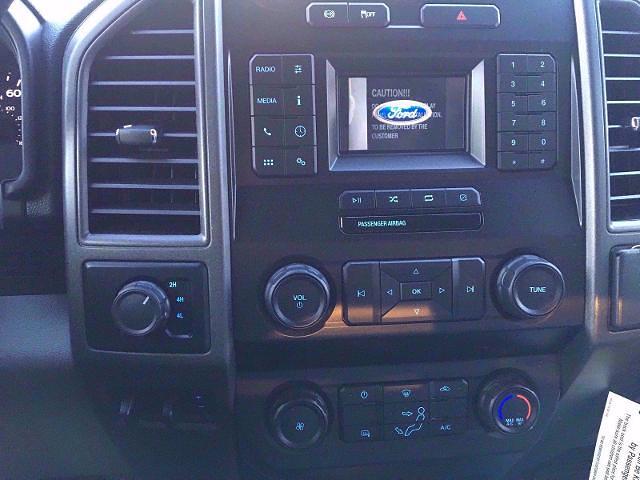 2020 Ford F-450 Regular Cab DRW 4x4, Rugby Landscape Dump #FLU00491 - photo 9