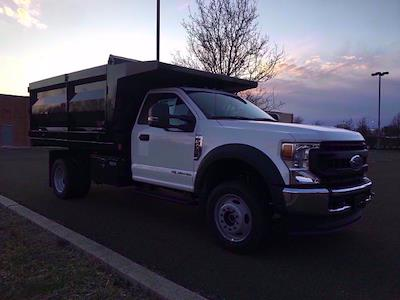 2020 Ford F-450 Regular Cab DRW 4x4, Rugby Landscape Dump #FLU00491 - photo 6