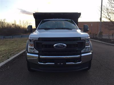 2020 Ford F-450 Regular Cab DRW 4x4, Rugby Landscape Dump #FLU00491 - photo 7