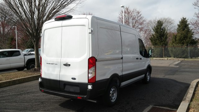 2020 Ford Transit 250 Med Roof RWD, Empty Cargo Van #FLU00494 - photo 2