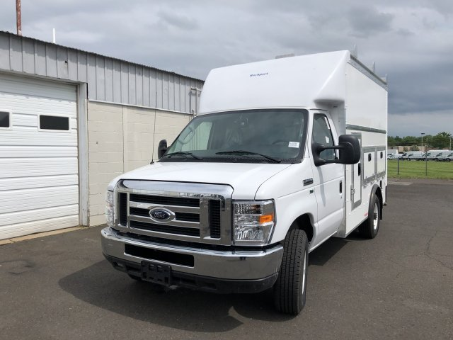 2021 E-350 4x2, Rockport Workport Service Utility Van #FLU00495 - photo 4