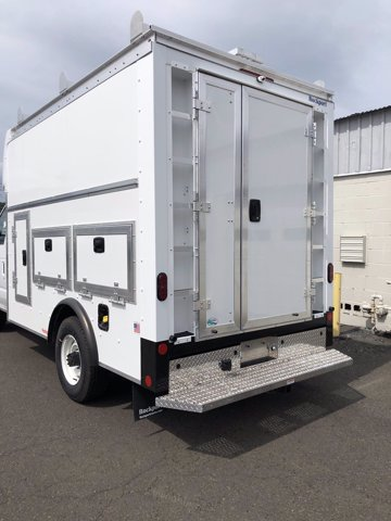 2021 Ford E-350 RWD, Rockport Workport Service Utility Van #FLU00495 - photo 6