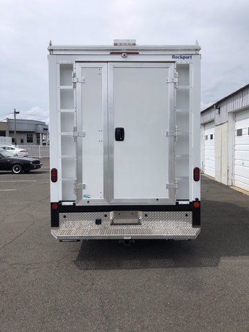 2021 Ford E-350 RWD, Rockport Workport Service Utility Van #FLU00495 - photo 7