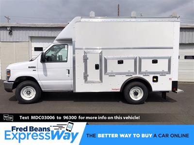 2021 Ford E-350 RWD, Rockport Workport Service Utility Van #FLU00495 - photo 1