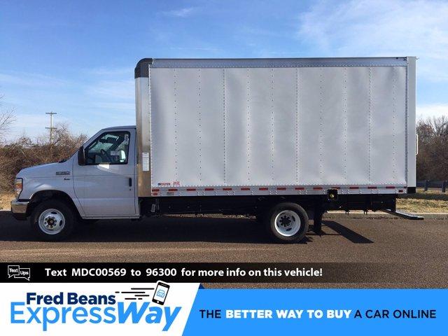 2021 E-350 4x2, Morgan Cutaway Van #FLU00504 - photo 1