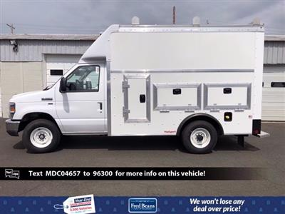 2021 Ford E-350 RWD, Rockport Workport Service Utility Van #FLU00505 - photo 1